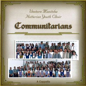 Communitarians CD Cover