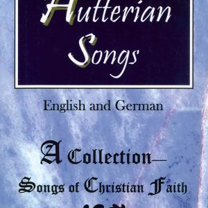 HutterianSongsBook1Cover600pxWide