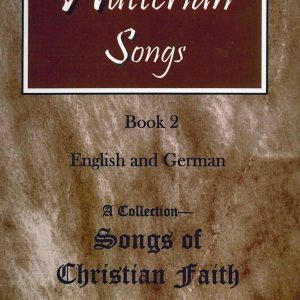 HutterianSongsBook2Cover600pxWide