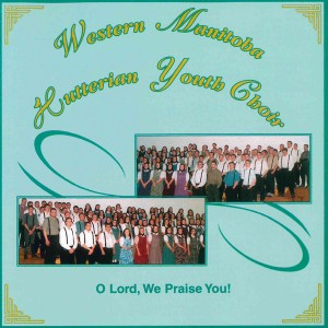 O Lord, We Praise You CD cover 600px