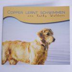 Copper lernt schwimmen book cover